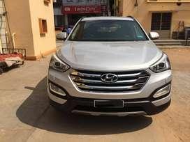 Hyundai Santa Fe 2 WD Manual, 2015, Diesel