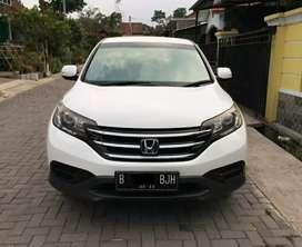 Honda CRV 2.0 MATIC 2013 Putih Balikpapan