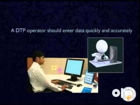 DTP OPERATOR/ PRINT CONSULTANT 0