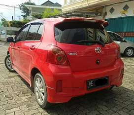 Toyota Yaris E Manual 2013 Be Kota Mulus TT Ayla Agya Brio jazz city