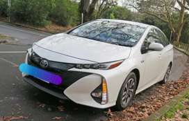 Toyota Prius on Easy monthly installments