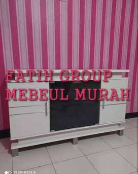 meja tv model minimalis ukuran panjang 120 cm