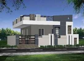 3BHK-INDIVIDUAL HOUSE SALE-TRICHY NR MAIN RD-