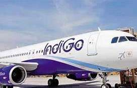 INDIGO GREETINGS FOR, Ground / Airport Station Attendant. Aviation Met