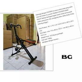 Home Squat Power Rider Horse Rider ( BG Homeshopping )