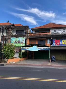 For Sale Ruko 3 Lantai di Jl. Gatot Subroto Tengah