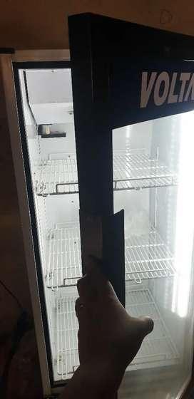 Glass door visi cooler