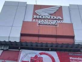 Lowongan Kerja Dibutuhkan admin / Kasir di Honda (Ahass)