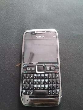 Nokia e 71 good condition