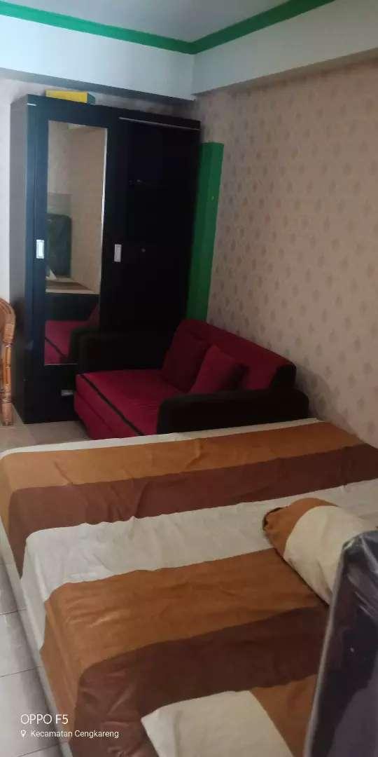 Di sewa apartemen green parkview 0