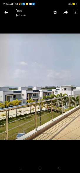 At Bheemile ( kapula uppada)BEACH VEIW VILLAS ready to move gated