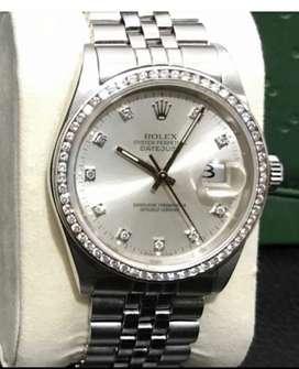Rolex Datejust Diamond 18k Ref.16234