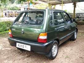 Maruti Suzuki 800 1999 Petrol Well Maintained