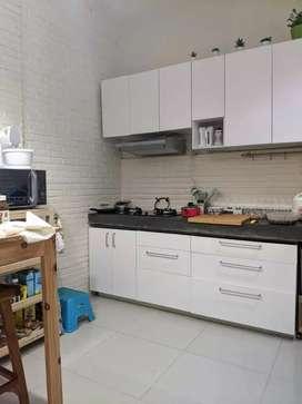 Kitchen set/lemari dapur