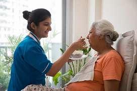 पटना में रोगी के सेवा हेतु स्टाफ चाहिए (For Patna Location)