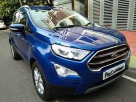 Ford Ecosport EcoSport Titanium 1.5 Ti VCT MT, 2018, Petrol