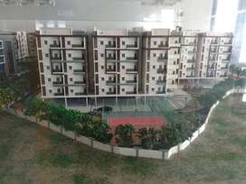 $Opt an option of    1 BHK  Flat For Sale in  Patancheru, MPR Urban c