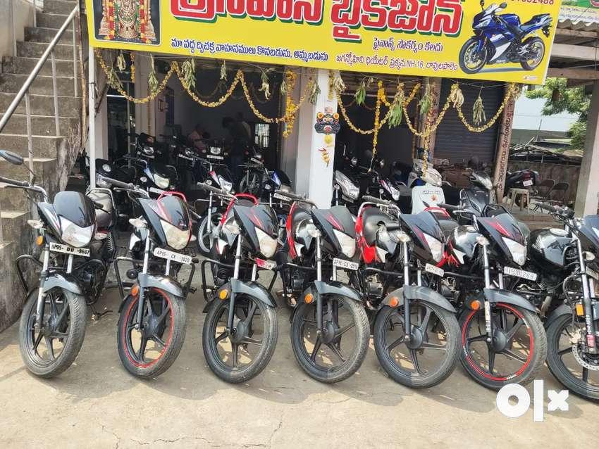 Srinivasa BikeZone Ravulapalem