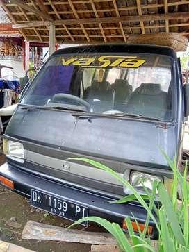 Carry 1000 van tahun 1986