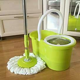 Spin mop timy clean