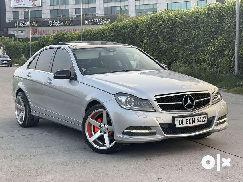 Mercedes-Benz New C-Class C 220 CDI Elegance AT, 2013, Diesel