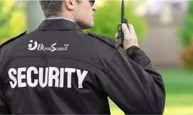 Security Guard Mai job ke liye contact kare