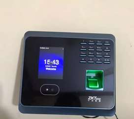 Biometric & Face Attendance Machine With Access control for door locks