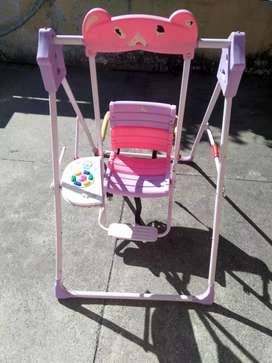 Swing for babies aged 2-5