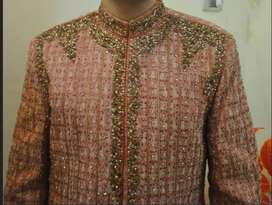 Sherwani - Branded - Bran Name: CRUSH
