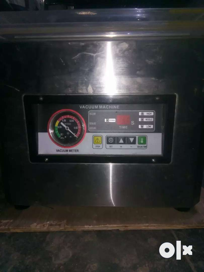 Vacuum packing machine standing 400x2