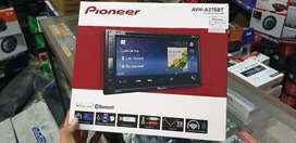 DobelDin Pioneer A315BT, Garansi Resmi
