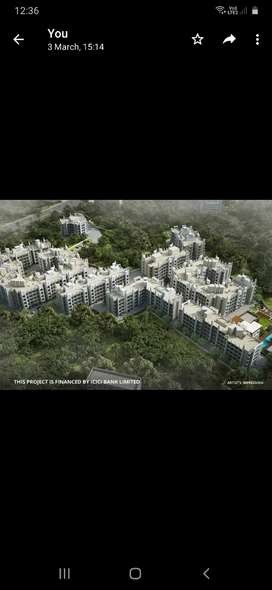 1bhk for rent near kharghar with all aminities taloja ghot camp