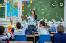 Experienced English TEACHER REQUIRED
