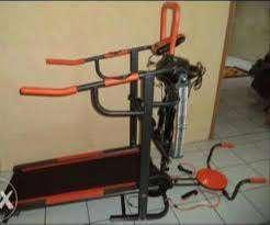 Treadmill Manual FC8003 Alat Lari 7Fungsi
