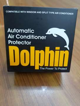 Dolphin Protector for AC air conditioner & window ac.