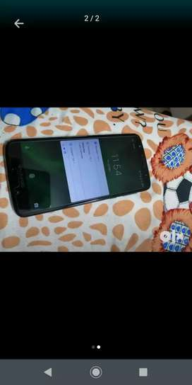 This is Moto g6 1 year old in new condition