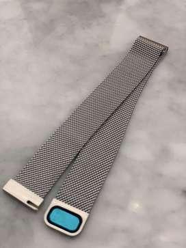 Magnetic Mesh bracelet 18mm quick release tanpa lug nya