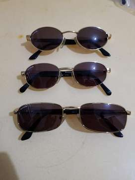 Kamacata Shoto Sunglasses Dark Y. Gold