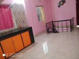 Two bhk room with full finish condition.