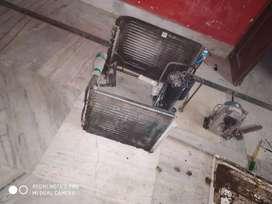 Air conditioning zet pump service