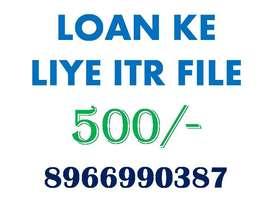 income tax file