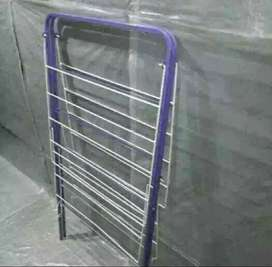Cloth Stand or Cloth Drying Stand Powder Coated Brand New