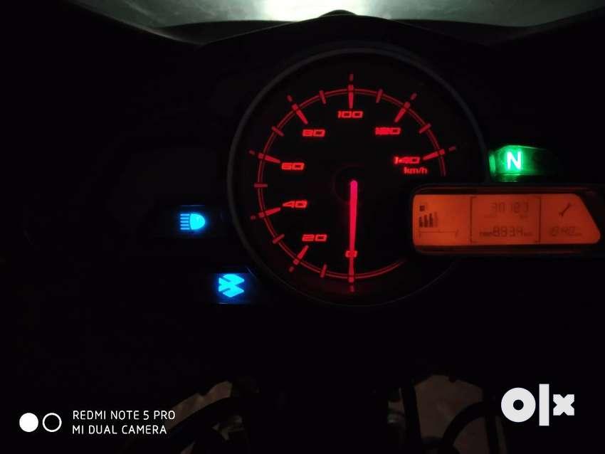 Bajaj Discover 150 F in good condition 0