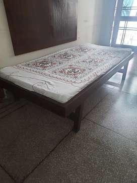 Deewan with mattress