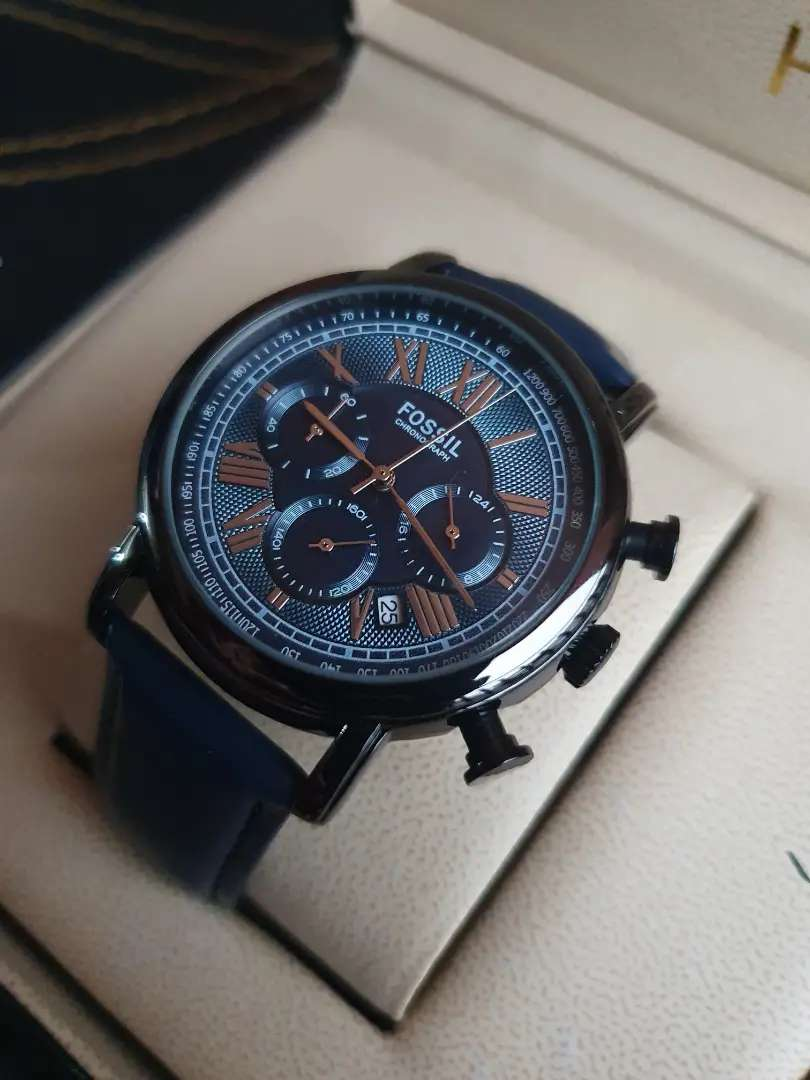 Branded chronograph watches for men 0
