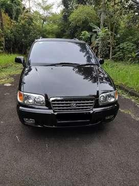 Hyundai Trajet 2003 GLS Manual