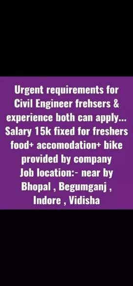 Civil engineer (road construction)