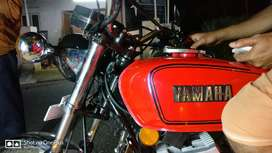 Fully Restored Yamaha Rx100 for sale. all work done.