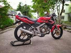 Kawasaki Ninja SS 2012 Merah Istimewa