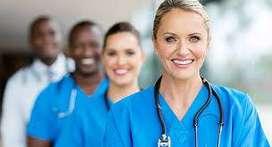 Urgently need Nurses